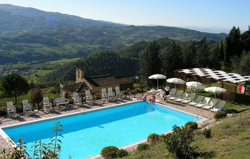 Zwembad trouwlocatie in Italië