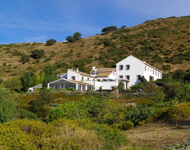 Trouwlocatie Fuente del Sol in Andalusië