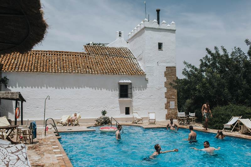 Trouwlocatie Spanje