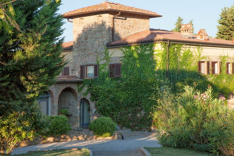 Agriturismo Quercia al Poggio in Italie