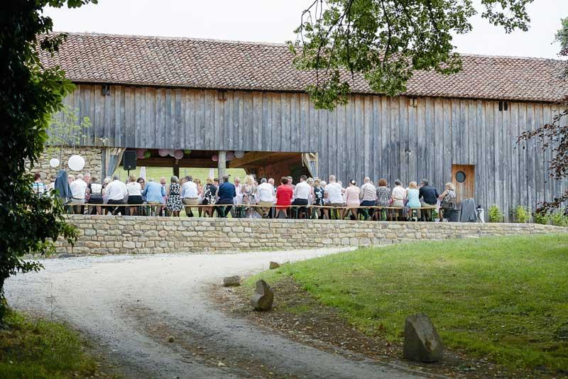 Dinersetting Abbaye du Palais