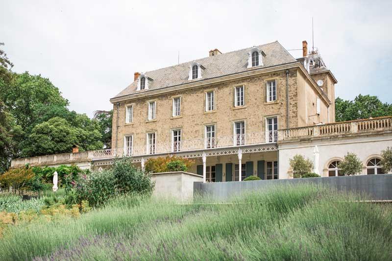 Trouwlocatie Chateau de Blomac in Frankrijk