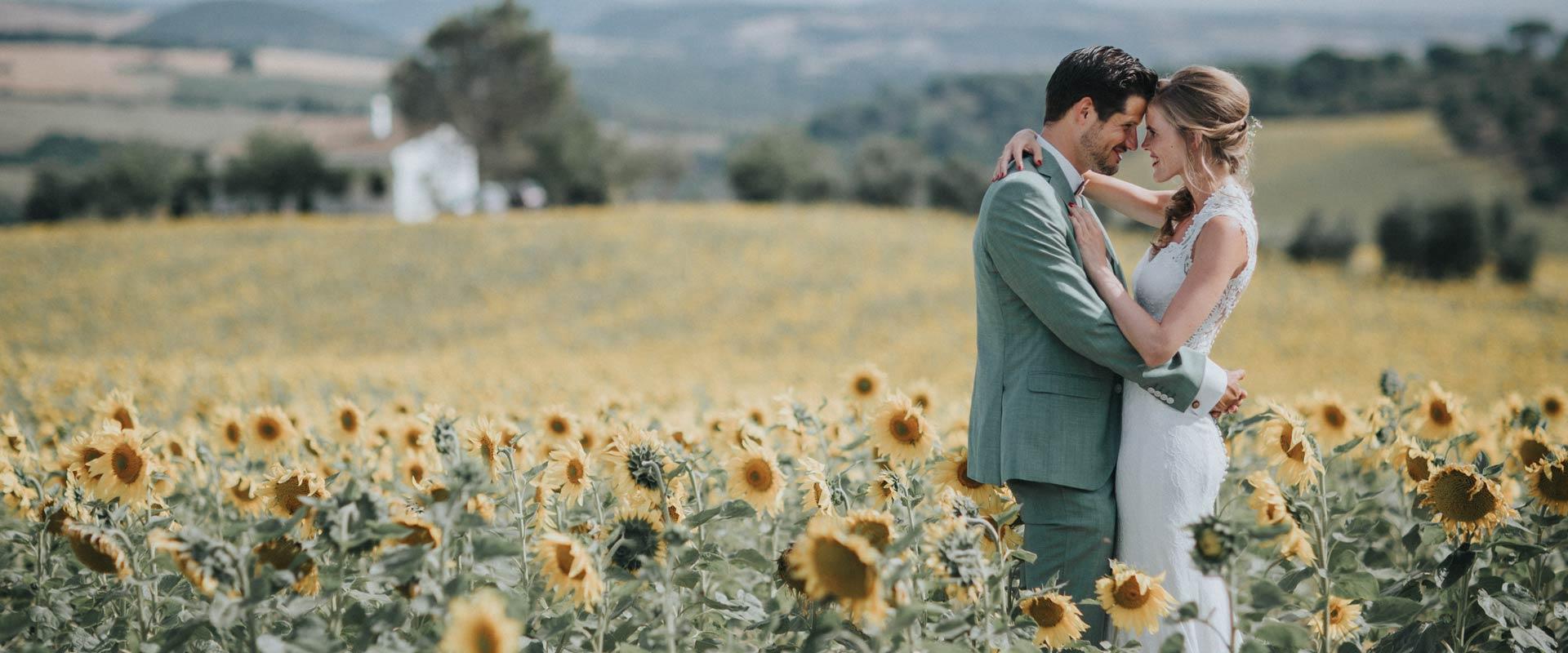 Wietske & Peter trouwen bij Cortijo Barranco