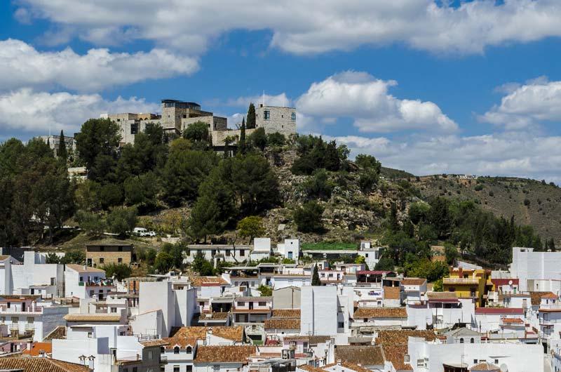 Trouwlocatie Castillo de Monda in Spanje