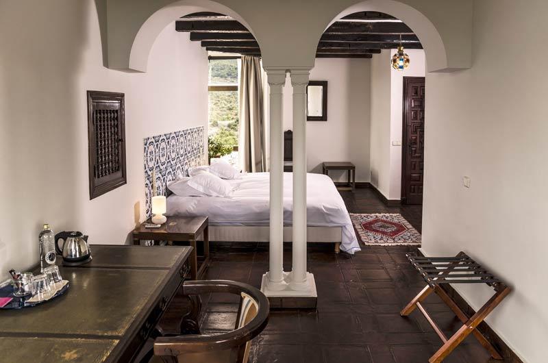 Kamers van trouwlocatie Castillo de Monda in Spanje