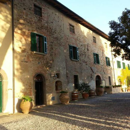 Trouwlocatie Tenuta Mocajo in Toscane, Italie