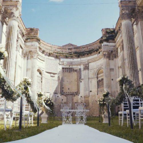 Bijzondere trouwlocatie in Italië