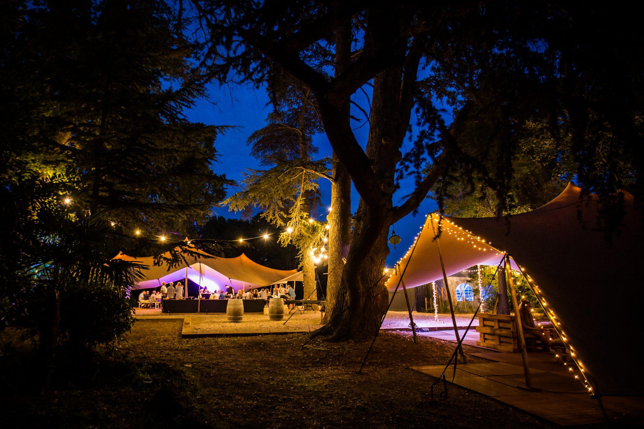 Feest trouwlocatie Chateau de Blomac Frankrijk