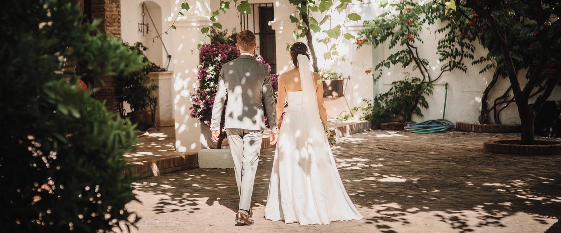 Suzanne & Sjoerd trouwen bij Cortijo Barranco